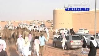 getlinkyoutube.com-مسيرة منقية ابناء محمد راعي العورا في مزاين ام رقيبه 1436 -  قناة الاصايل - alasayel tv