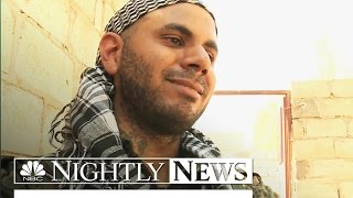 getlinkyoutube.com-Why a Single Dad Left New York to Fight ISIS in Syria | NBC Nightly News