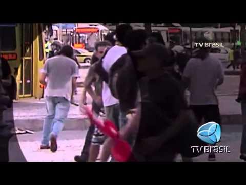 Cinegrafista da Band atingido por morteiro tem morte cerebral anunciada - Repórter Rio