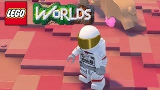 LEGO Worlds - Part 9 [Dessert Desert] - Xbox One Gameplay