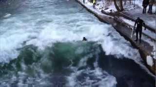 getlinkyoutube.com-germany river surfing boxing