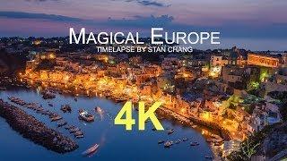 getlinkyoutube.com-Magical Europe - 4K Timelapse 歐洲30國縮時攝影