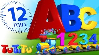 getlinkyoutube.com-TuTiTu Specials | Numbers & Letters | Fun Learning Videos for Children