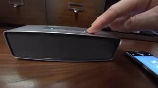 getlinkyoutube.com-コスパ最高! 偽ボーズ  【中華坊主】 BOSE SoundLink Mini   ボーズ コピー 中華 Bluetooth スピーカー レビュー