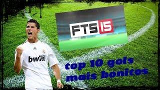 getlinkyoutube.com-TOP 10 GOLS MAIS BONITOS DO FTS 15 #1