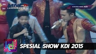 "getlinkyoutube.com-Gilang Dirga Feat. Affan "" Lets Have Fun Together "" Spesial Show KDI 2015 (19/5)"