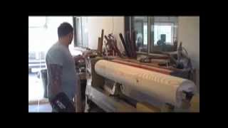 getlinkyoutube.com-wing chun wooden dummy construction by Warrior martial art supply