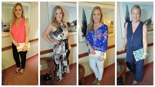 Cruise Outfits of the Week | Panama Canal