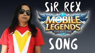 MOBILE LEGENDS SONG BY SIR REX width=