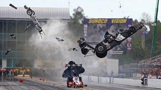 Motorsport Crash Compilation 2015