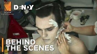 Warm Bodies - Zombie Makeup