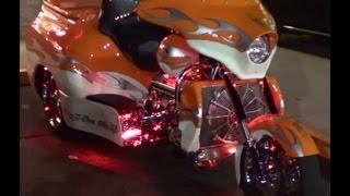 getlinkyoutube.com-2009 Boss Hoss V-8 Trike