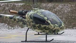Konner K1 Helicopters