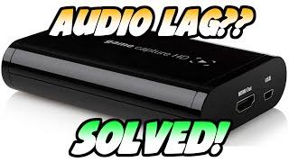 getlinkyoutube.com-Audio Lag/Desync Solution REDUX (Elgato Game Capture HD60)