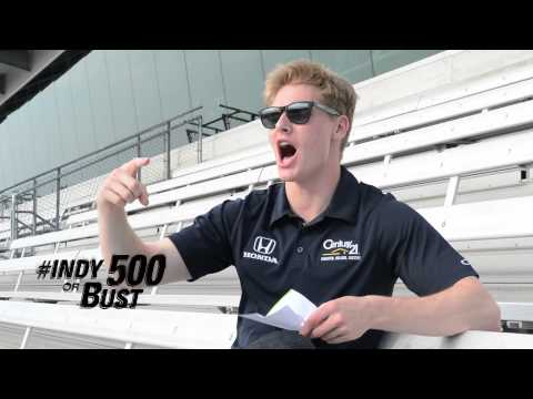 Josef Newgarden's Indianapolis 500 Video Blog: Day 6