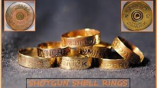 getlinkyoutube.com-BEAUTIFUL SHOTGUN SHELL RINGS