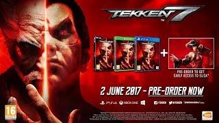 getlinkyoutube.com-TEKKEN 7 Release Date Trailer
