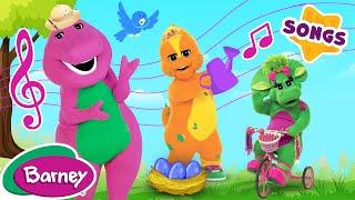 getlinkyoutube.com-Barney - The Green Grass Grows All Around (SONG)