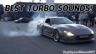 getlinkyoutube.com-Top 10 Best Turbo Sounds COMPILATION! - [ 2014 ]