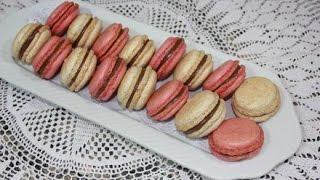 getlinkyoutube.com-الماكرون الفرنسي بطريقة مبسطة macarons french les macarons francais