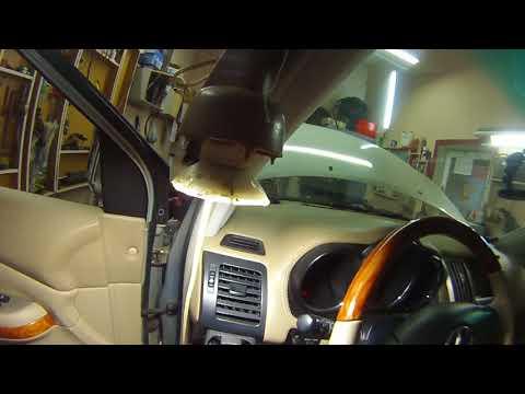 Где в Лексус РХ330 предохранитель датчика скорости