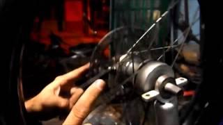 getlinkyoutube.com-Como hacer el sistema de pedales para un Drift Trike (Leer descripción)