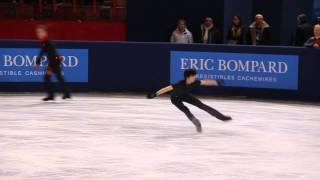 getlinkyoutube.com-TEB 2013 Yuzuru HANYU practice SP