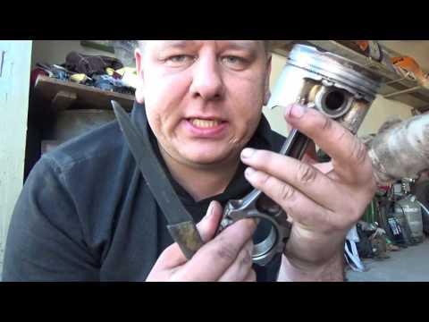 Ответы на вопросы 1 замена маслосъемных колец через низ МАЗДА323Ф