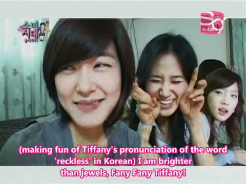 MTV SNSD EP 1 - Sooyoung Part 2