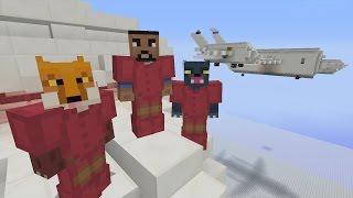 getlinkyoutube.com-Minecraft Xbox - Airplanes - 3v3 Team SkyWars