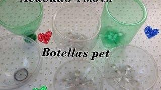 getlinkyoutube.com-ACABADO FINO EN  BOTELLAS PET .