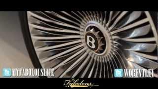 Fabolous assiste à la présentation du SUV de Bentley