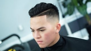 getlinkyoutube.com-Skin Fade Undercut Haircut Tutorial