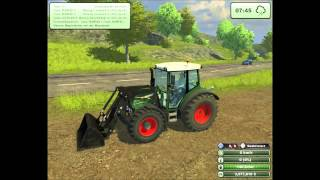 getlinkyoutube.com-LS 2013 Mod Vorstellung in HD #34 - Fendt 210 Vario -