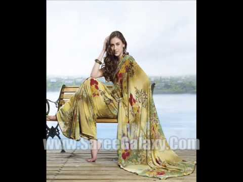 Fancy Printed sarees & Salwar Suits