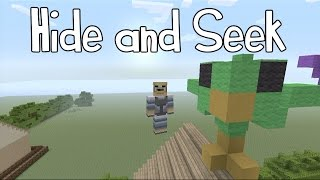 Minecraft Xbox - Hide and Seek - Feather Fun