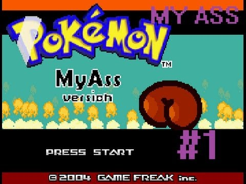 Pokemon My Ass Nuzlocke part 01: Elderly Blowjobs!