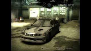 getlinkyoutube.com-NFS Most Wanted - Hidden BMW M3 GTR (Street)