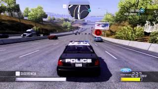 getlinkyoutube.com-Driver San Francisco - Patrulhamento e Perseguição Policial