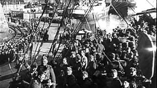 getlinkyoutube.com-The Battle Of Britain 1943 World War Two movie film WWII combat
