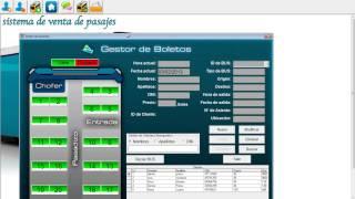 getlinkyoutube.com-Sistema de venta de pasajes - Visual Basic 6.0