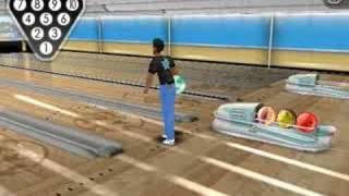 getlinkyoutube.com-Flick Bowling