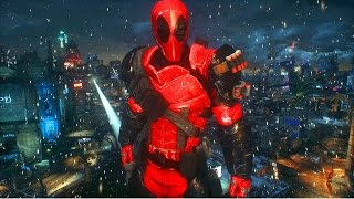 Batman Arkham Knight: Deadpool Mod