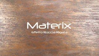 getlinkyoutube.com-Materix Effetto Roccia Rigata