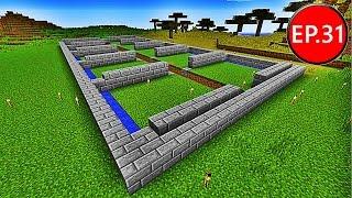 getlinkyoutube.com-TAEEXZENFIRE Minecraft (1.8.8) - Episode 31 - ฟาร์มเก็บเกี่ยวข้าวอัตโนมัติ