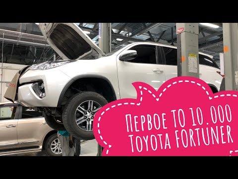 Где в Toyota Fortuner находится фильтр салона