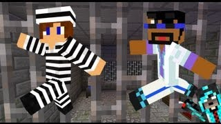 getlinkyoutube.com-【Minecraft】Cops and Robbers(ケイドロ)Part1