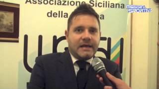 Argurio premiato dall'Ussi come migliore dirigente siciliano