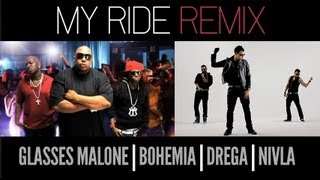 The Bilz & Kashif - My Ride Remix feat. Glasses Malone, Bohemia, Drega, Nivla [FREE DOWNLOAD]