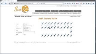 getlinkyoutube.com-Demo online bus reservation application